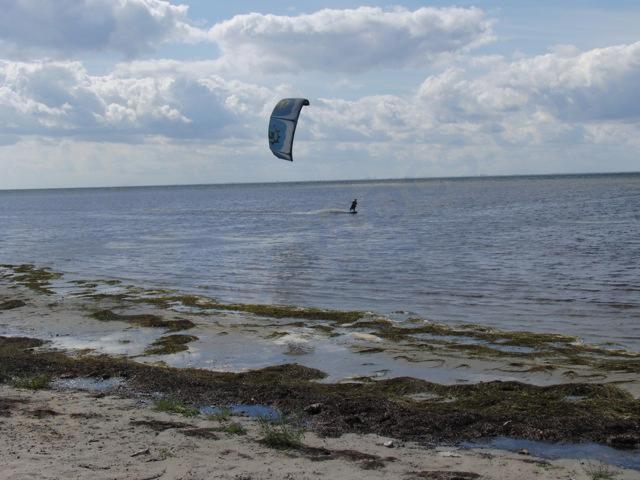 JP Landskrona kitesurfing