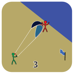 Launcha a kite - step 3